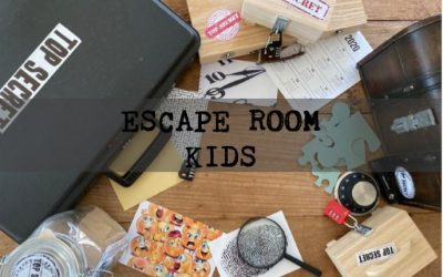 Escape room of GPS tocht